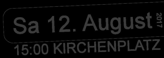 Datum Weinerlebnis 2017