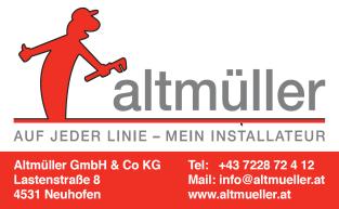 Altmüller - Mein Installateur